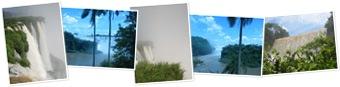 View Iguazu Falls